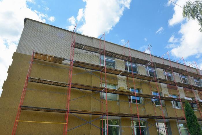 модернізація будівль
