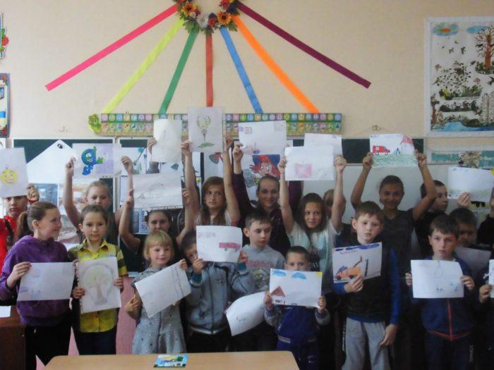 Уроки енергозбереження для дітей